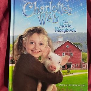 Hardcover Charolettes Web